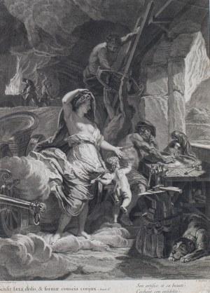 Jean-Baptiste JOUVENET zw le Grand