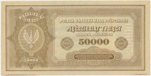 50.000 marek 1922 - B -