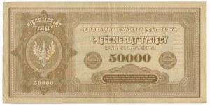 50.000 marek 1922 - I -