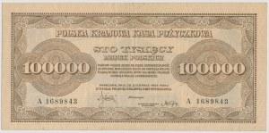 100.000 marek 1923 - A -
