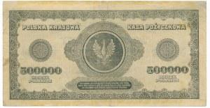 500.000 marek 1923 - G -
