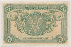 5 złotych 1925 - AN -