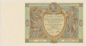 50 złotych 1929 Ser.ED.