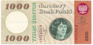 1.000 złotych 1965 - P -