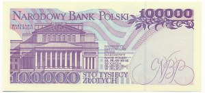 100.000 złotych 1993 - AD -