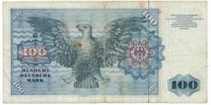 Niemcy, 100 marek 1977