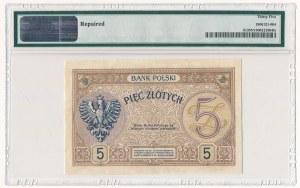 5 złotych 1924 II EM.C - PMG 35