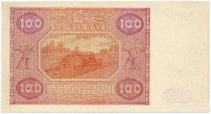 100 złotych 1946 - P -