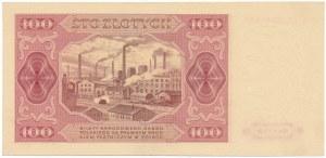 100 złotych 1948 - CN -