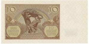 10 złotych 1940 - L. -
