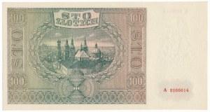 100 złotych 1941 - A -