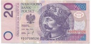 20 złotych 1994 - YD -