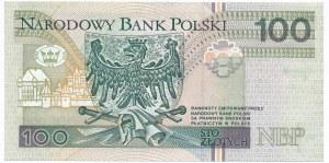 100 złotych 1994 - AA -