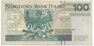 100 złotych 1994 - ZA - seria zastępcza - RZADKA
