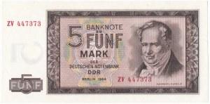 Niemcy, 5 marek 1964