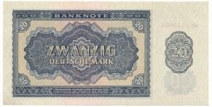Niemcy, 20 marek 1955