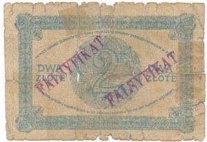 2 złote 1919 S.86.B - Fałszerstwo