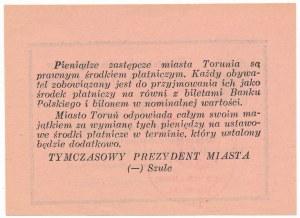 Toruń, 5 złotych 1939