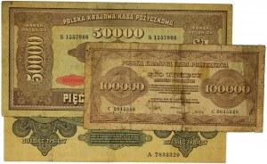 Zestaw, Marki inflacyjne (3szt.)