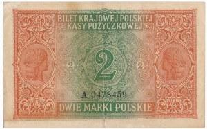 2 marki 1916 Jenerał - A -