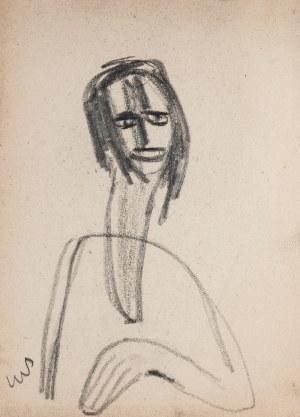 Władysław Paciak (1903-1983), Portret, ok.1945