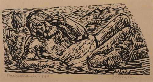 Wacław Brejter (1903-1981), Przebudzenie, 1946