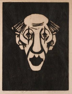 Axel Werner Ekelund (1919-1989), Klown, 1952