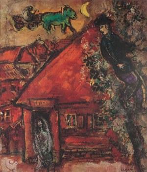 Marc Chagall (1887-1985), Zaloty, ok. 1955