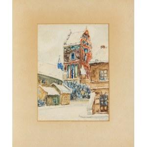 Berezowska Maja , Kościół NMP w Warszawie, lata 30. XX w.