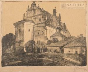 Tom Józef, Warszawa. Kościół św. Anny OO. Bernardynów, 1923