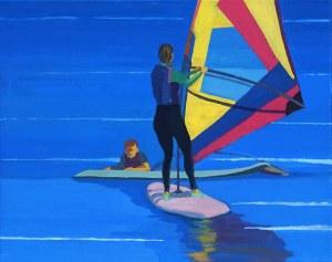 Paweł Świątek (ur. 1982), Surf and water, 2020