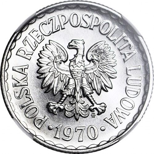 1 złoty 1970, WYŚMIENITE