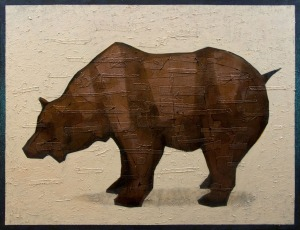 Grzegorz  Klimek, Brązowy niedźwiedź, 2016