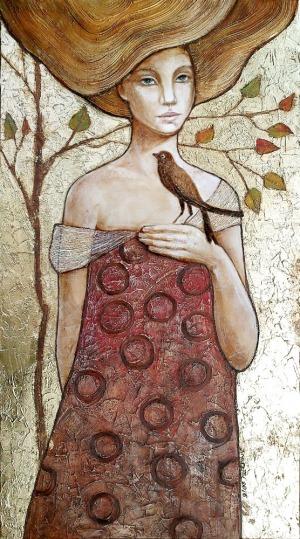 Joanna Misztal, Ptasie opowieści, 2016