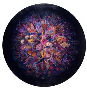 Ewa Goral (ur. 1984), Purple opulence, 2020
