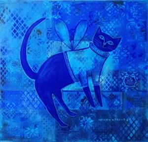 Małgorzata Chołda (ur. 1980), Follow the cat, 2020