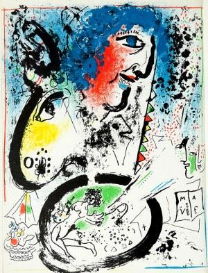 Marc Chagall (1887 - 1985), Autoportret