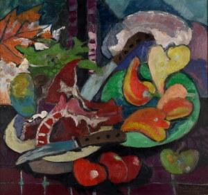 Kazimierz Podsadecki (1904 - 1970), Martwa natura, 1969