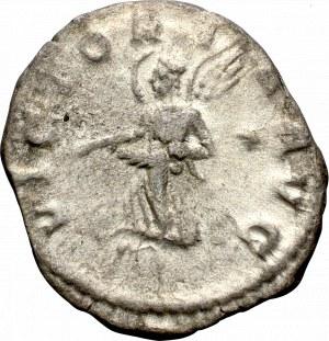 Roman Empire, Elagabalus, Denarius
