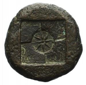 Sycylia, Hemilitron brązowy przed 357 r p.n.e