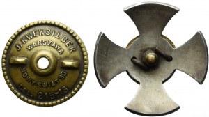 II RP, Odznaka 9 Pułk Ułanów Małopolskich, Trembowla, Kweksilber