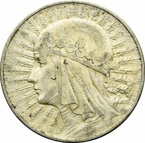 II Republic of Poland, 5 zloty 1932 Polonia