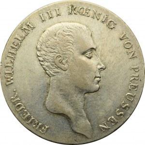 Germany, Preussen, Thaler 1814