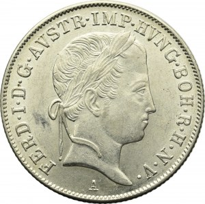 Austria, 20 kreuzer 1848