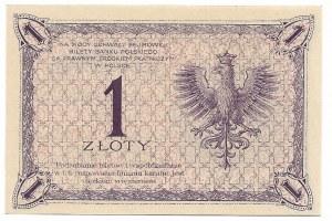 II RP, 1 złoty 1919