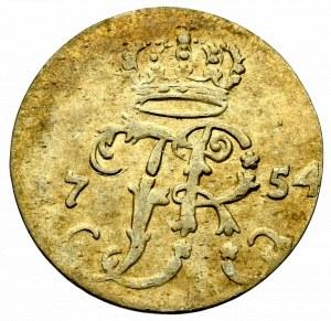 Germany, Preussen, 1/24 thaler 1754