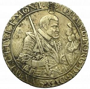 Germany, Saxony, John Georg, Thaler 1655