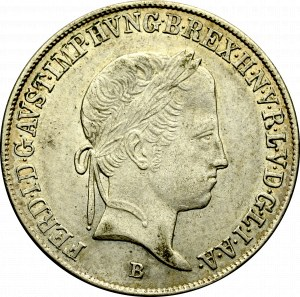 Hungary, 20 kreuzer 1847