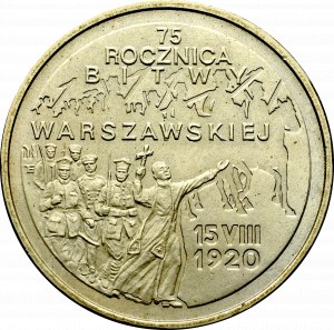 III RP, 2 złote 1995 Bitwa Warszawska