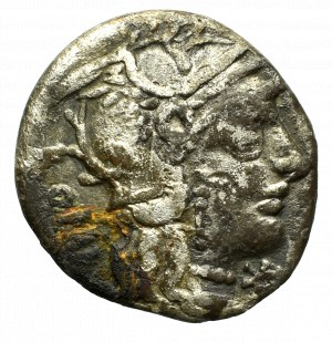 Roman Republic, Marcus Calidius, Denarius